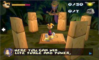 بازی download Rayman 2 The Great Escape