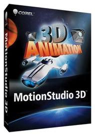 ساخت انیمیشنهای سه بعدی Corel Motion Studio 3D