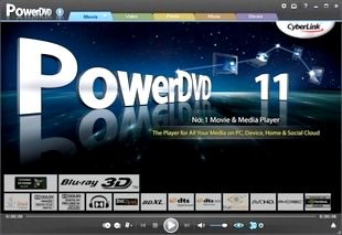 پاور دی وی دی CyberLink PowerDVD Ultra