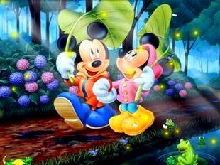 دانلود اسکرین سیور کارتونی Disney Screensaver