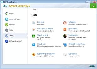نسخه جدید آنتی ویروس ESET Smart Security 5