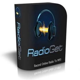دریافت رادیوهای اینترنتی RadioGet