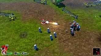 بازی گروه قهرمانان download Bunch of Heroes