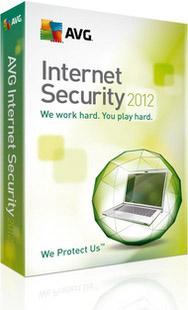 نرم افزار امنیتی AVG Internet Security 2012