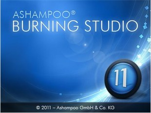 Ashampoo Burning Studio رایت کپی سی دی