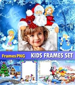 فریم قاب کریسمس Christmas Frames