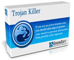 پاکسازی تروجانها GridinSoft Trojan Killer
