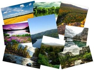 کاغذ دیواری Nature Wallpapers پس زمینه