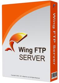سرور اف تی پی Wing FTP Server