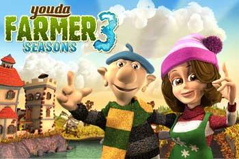 بازی کم حجم مزرعه Youda Farmer 3