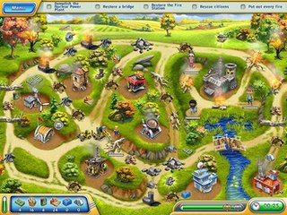 بازی نجات download Rescue Frenzy