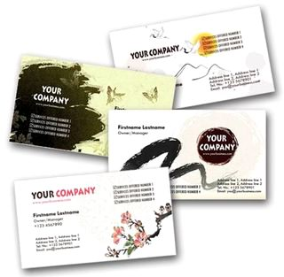 کارت ویزیت Business Cards