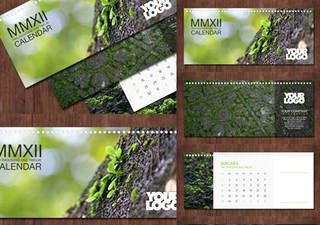 تقویم سالنامه Calendars Psd Pack