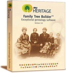 ساخت شجره نامه Family Tree Builder