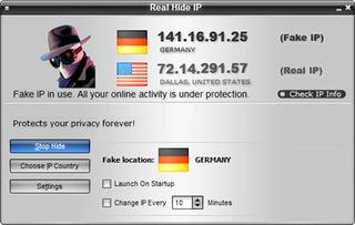 مخفی کردن Real Hide IP