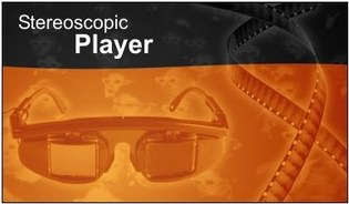 پخش فیلم 3D Stereoscopic Player