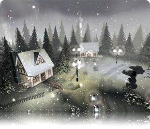 زمستان Winter 3D Screensaver