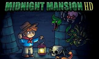 بازی کم حجم Midnight Mansion HD
