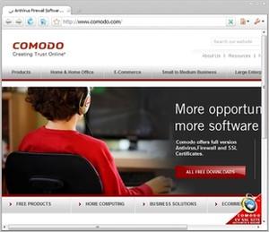مرورگر امن comodo browser 30