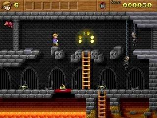 game Midnight Mansion HD بازی کم حجم