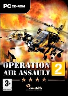 بازی حمله هوایی Air Assault 2