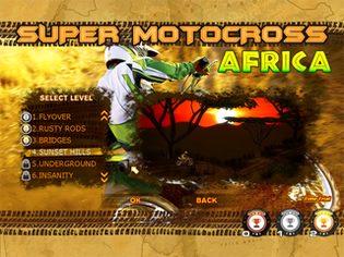 موتورسواری Super Motocross Africa