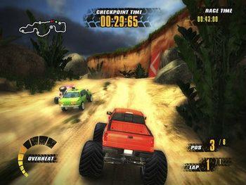 ماشین مسابقه download Jungle Racers