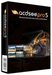 مدیریت ویرایش تصاویر ACDSee Pro