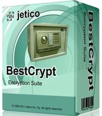 رمزنگاری فایلها Jetico BestCrypt