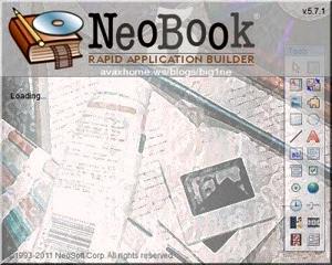 طراحی ساخت نرم افزار NeoBook Professional