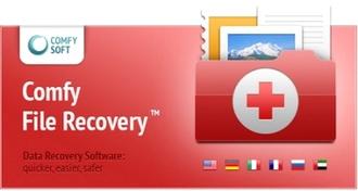 بازیابی فایلهای حذف شده Comfy File Recovery
