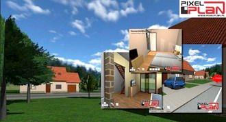 طراحی سه بعدی Flow Architect Studio
