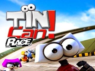 بازی مسابقه ربات ها TINcan Race