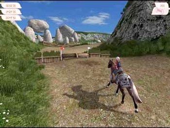 دانلود بازی کم حجم Planet Horse