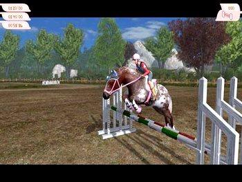 دانلود بازی سوارکاری Planet Horse