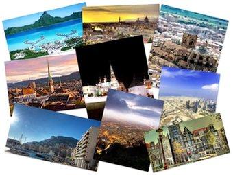 والپیپر شهرهای جهان Citys Wallpapers