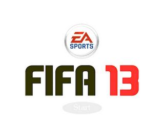 بازی فیفا موبایل FIFA 2013