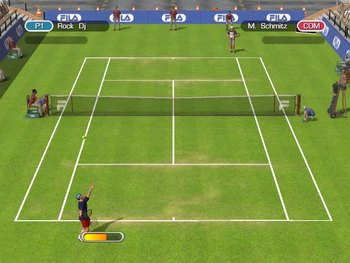 بازی تنیس Tennis
