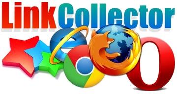 مدیریت لینکها آدرس سایتها LinkCollector