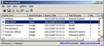 آرشیو جستجو MyLastSearch