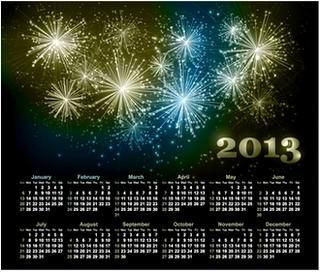 تقویم Calendars 2013