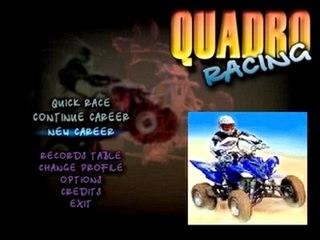 بازی موتور سواری ATV Quadro Racing