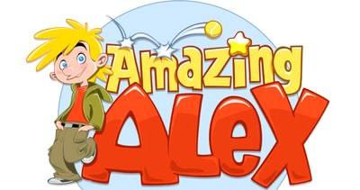 بازی Amazing Alex برای ios و android
