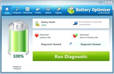 استفاده طولانی تر از باتری لپ تاپ Battery Optimizer