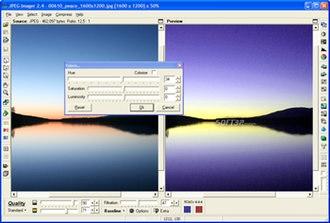 کم کردن حجم عکس JPEG Imager