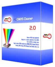 حذف پسورد بایوس PC CMOS Cleaner