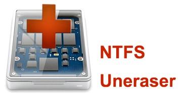 ریکاوری هارد دیسک NTFS Uneraser