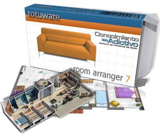 طراحی دکوراسیون چیدمان منزل Room Arranger