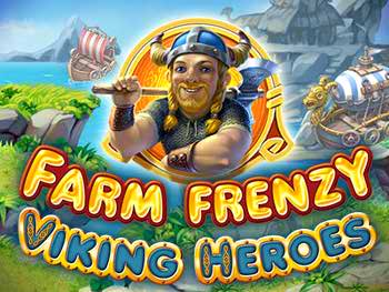 بازی قهرمانان وایکینگ Farm Frenzy Viking Heroes