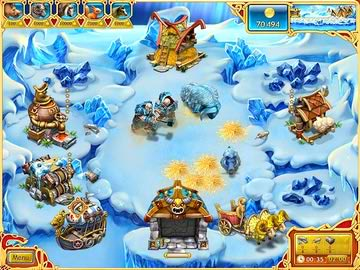 دانلود Farm Frenzy Viking Heroes